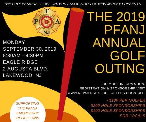 2019 New Jersey Golf